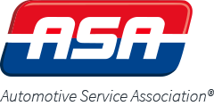 automotive service association logo